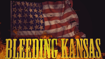 Bleeding Kansas - Gaming Bootstrap 4 Template